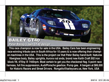 1966 Bailey Edwards GT 40