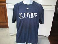 d0011807bde2 UCI Men s Soccer team practice shirt jersey large University California  Irvine