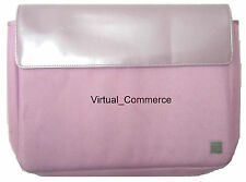 "New Sony Vaio Laptop Protector Case Office School Carry 14"" X 10"" X 2"" Pink"