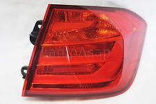 Outer Tail Taillight Light Lamp w/Bulb R Passenger Side for 2013 320i 325i 328i