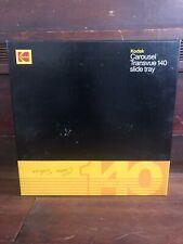 Kodak Carousel 140 Slide Tray In Original Factory Box Cat 184 0768
