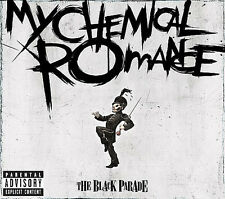 Black Parade - My Chemical Romance (2006, CD NUOVO) Explicit Version