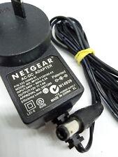 Netgear AC-DC Adapter AU 240V MV12-Y120100-A3 332-10069-01 12V 1.0A DC PSU