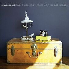 Real Friends - Maybe This Place Is The Same Place & We're Sill Changing, CD NEW