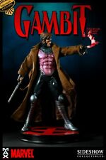 Gambit 1:4 Scale Premium Format Statue EXCLUSIVE Sideshow Collectibles Marvel