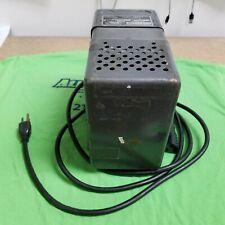 Vintage Sola 20 13 115 Constant Voltage Transformer Used