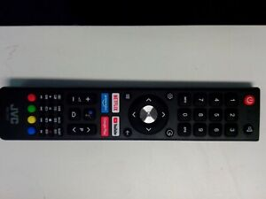 GENUINE JVC TV REMOTE CONTROL RM-C3407