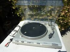 Technics SL-D3 - fully automatic, direct drive turntable