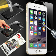 100 Genuine Tempered Glass Film Screen Protector for Apple iPhone 6 6s 7