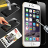 2 x 100% GENUINE TOUGH TEMPERED GLASS FILM SCREEN PROTECTOR FOR APPLE IPHONE 6