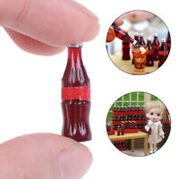 Cute Mini cola Miniature dollhouse accessories 1:12 Girls toys ME