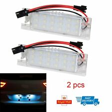 LED License Number Plate Light Lamp for Vauxhall Opel Corsa C D Astra H J Vectra