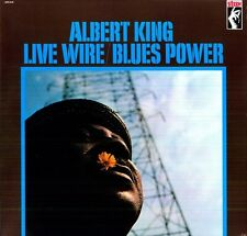 Albert King - Live Wire / Blues Power [New Vinyl]