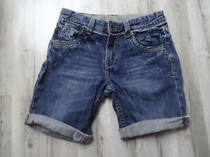 VINGINO bermuda Shorts Jeans Denim kurze Hose Gr. 10 140/146