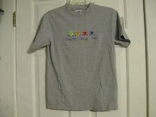 knit top t-shirt gray volkswagon don't bug me las vegas nevada alstyle apparel