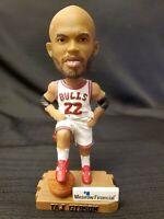Taj Gibson NBA Chicago Bulls Collectible Bobble Head Souvenir 2014-2015 NODDER