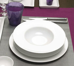 Kaleidos - Servizio piatti 18 pz. in porcellana - serie MONTECARLO