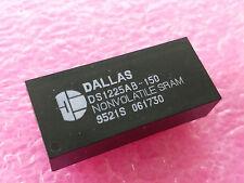 Dallas DS1225AB-150 NONVOLATILE SRAM 9521S 061730 DIP-28 28 Pin DS1225AB