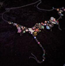 ❤️Utterly Stunning Rare Monsoon Highly Decorated Adjustable Chain Waist Belt❤️