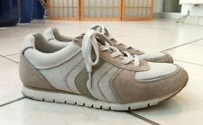 MEDICUS   Sneaker / Halbschuhe   Gr. DE 37,5   beige   Velourleder   w. NEU