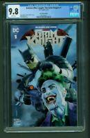 Batman Who Laughs: The Grim Knight 1 CGC 9.8 Comic Mint Edition A Mayhew Variant