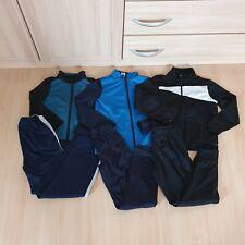 6tlg Jogginganzug Trainingsanzug Sportanzug Hose Jogginghose Gr 128 Paket Set
