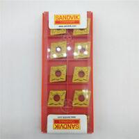 10pcs 4025 CNMG120408-PM CNMG432-PM Carbide Insert