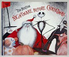 Tim Burton, Nightmare before Christmas. 1994. ISBN: 3-8025-2314-8