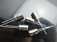 JAPAN 20PCS Elna RFO 100uf 50V 100mfd audio Capacitor New diy HiFi
