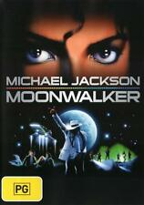 Michael Jackson: Moonwalker  - DVD - NEW Region 4