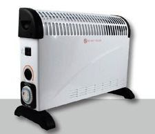 PRO-ELEC 2kw CONVECTOR HEATER WITH THERMO/TIMER/TURBO HG00917