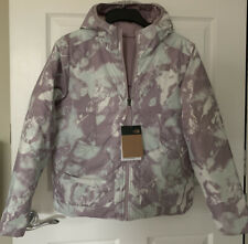Girls The North Face Reversible Jacket. 2 Coats In 1 ! Size XL Age 16 RSP £90