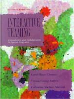 Interactive Teaming: Consultation and Collaboratio
