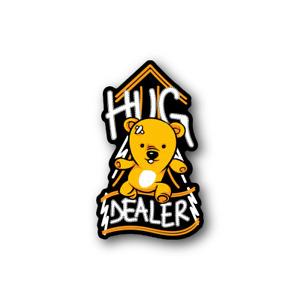 PX Hug Dealer Sticker - Vinyl Stickers - pxhugdealer-01