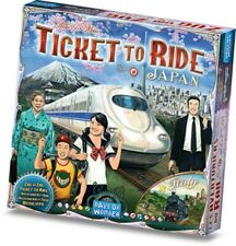 Days of Wonder Dow720132 Ticket to Ride Japan Italy Map Collection Volume 7