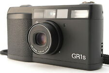 【MINT LCD Works】 Richo GR1s Black Point & Shoot Film Camera from JAPAN 924