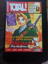 Total! Magazin Jahrgang 1998 Ausgaben zum Auswählen Nintendo