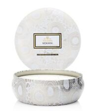 VOLUSPA Mokara 3 Wick Candle in Tin -  12oz (340g)