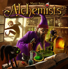 Alchemists - Board Game - Czech Games - Factory Sealed