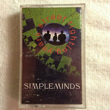 Simple Minds - Street Fighting Years - Cassette Tape -1989 Virgin/A&M Records #1