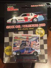 Racing Champions Rob Moroso #20 Crown Racing w/Card & Display 1:64th 1989