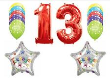 13TH TEENAGER HAPPY BIRTHDAY PARTY BALLOONS Decorations Supplies Music Boy Girl