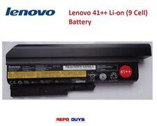 Lenovo 41++ (9 Cell) Li-on Battery ThinkPad R60, R60e, R500, SL300, SL400: New