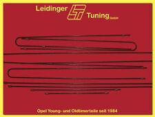 Bremsleitung Bremsschlauch Hinterachse hinten NK 854807
