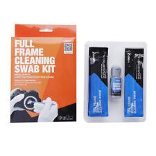 VSGO Full Frame DSLR Camera Sensor CCD/CMOS Cleaning Kit 12 Swabs + 0.5oz Fluid