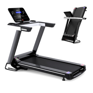 Foldable Treadmill Running Machine Electric Motorized Treadmill Home Gym sports