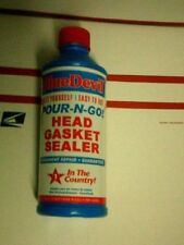 00209 Blue Devil Head Gasket Sealant Permanent Sealer 16 oz