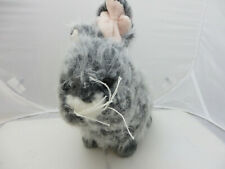 Webkinz Angora Bunny no code stuffed plush Animal HM437 rabbit Cute
