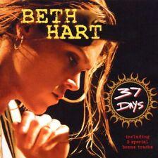 "NEU CD Beth Hart ""37 Days"" rare 17-Titel-Version mit 3 Bonus-Titeln 0€ Brief !!!"