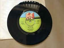 DAN McCAFFERTY 2 x 7 Inch Singles OUT OF TIME & HONKY TONK DOWNSTAIRS Nazareth